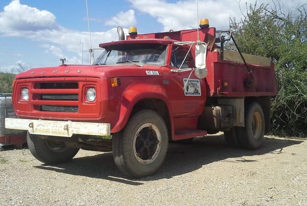 Tandem-Truck-Red